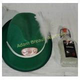 Frankenmuth beer festival hat and vintage