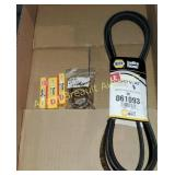 Micro V 06109 3 Impala serpentine belt, 3 spark
