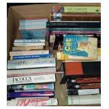 Box lot - books