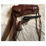 Ruger 22cal single six w/holster