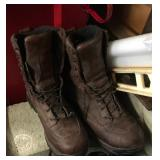 Danner leather boots size 10