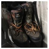 Texas Steer boots size 10.5