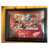Red Wings Team picture Stanley Cup Champs