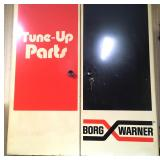Tune-Up Parts cabinet