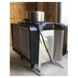 Cornelius/jet spray beverage  cooler and