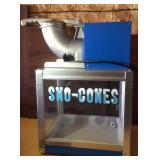 Paragon Snow cone machine, model  Snowdrift ,