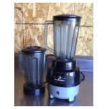 Hamilton Beach 2 speed commercial bar blender with