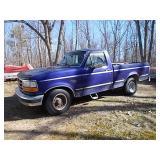 1995 F-150 XLT Pickup Truck