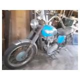 Triumph Motorcycle Vin H20RDU52759