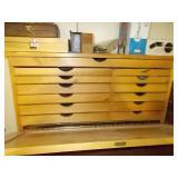 Wooden Machinist Tool Box