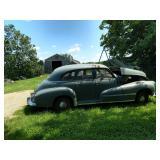 1948 Oldsmobile Classis Hydromatic Trane