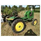John Deere LA Tractor
