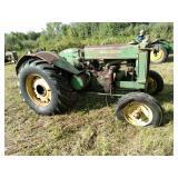 John Deere BO Tractor