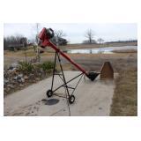 Buhler Farm King 4in. x10ft. Grain Auger