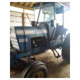 8600 Ford Tractor shows 4900 hrs. on meater / one owner