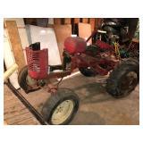 Massy Harris Pony Tractor (Parts Tractor)