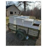 8 Bee Hives bodies w/ supers