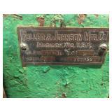 2 Hp. Fuller & Johnson