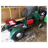 Miniature Oil Pull Tractor