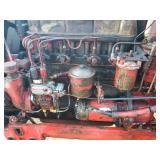 1954 Massey Harris 33 diesel Less than 100 built
