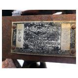 Dearborn 7ft sickle bar mower