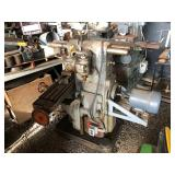 Brown & Sharpe mill- 220 single phase- with tooling
