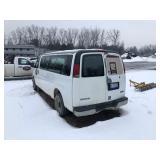 2000 GMC van- 5.7L- auto trans