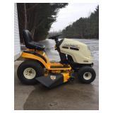 """Cub cadet LT 1042 lawn tractor  42"""" deck"""