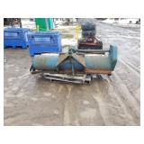 Ford 6 ft flail mower