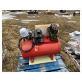5hp air compressor 220 volt