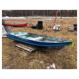 12 ft aluminum boat