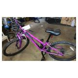 Hot Rock girls bike