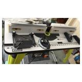 Ryobi router table,with porter. cable router