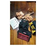 Tin sign, ,tool belts, tool pouch