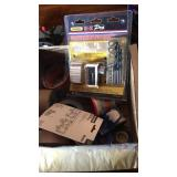 Kreg self tapping screw kit, misc.  tape, jig kit