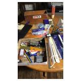 Templates, drafting, items