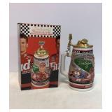 Budweiser Dale Earnhardt Jr. Stein