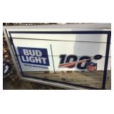 Bud Light official Beer Sponsor: 100 NFL