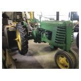 John Deere tractor,  modelL -H , ser#H32356 . W