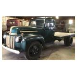 1947 Ford Steak truck, new battery,  new