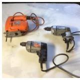 Electrical Black & Decker jigsaw, * Electrical