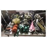 Miscellaneous tie downs & tow straps *