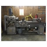 American 14x60 c.c.quick change geared head engine lathe s/n 58689 3 phase