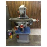 Steinel model SH4 horizontal milling machine s/n 3436 3 phase