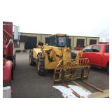 1999 Cat TH103 10,000 Telescoping Fork Lift, s/n 3PN753, 7,700 hrs
