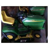 "john deere Lx 279 riding mower 17hp kawasaki liquid cooled 48"" deck"