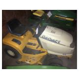 "cub cadet 2176 riding mower 22hp kohler 44"" deck"