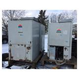 Geo-Thermal heat pumps never used