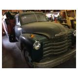 1951 Chevy 3100 Truck 75372 miles,7000 miles on rebuild,265 six cyl,4 speed,2 speed axle,16
