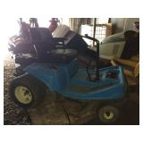 "Dixon riding mower DM42, 13hp. Briggs, 38""deck"
